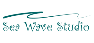 logo for Sea Wave Studio